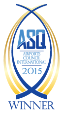 ASQ Airpots Council International 2105 Winner