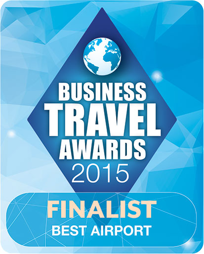 Business Travel Awards 2015 Finalist Best Airport