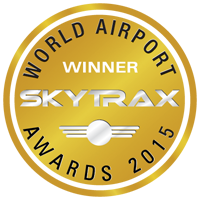 World Airport Winner Skytrax Awards 2015