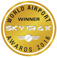 World Airport Winner Skytrax Awards 2016