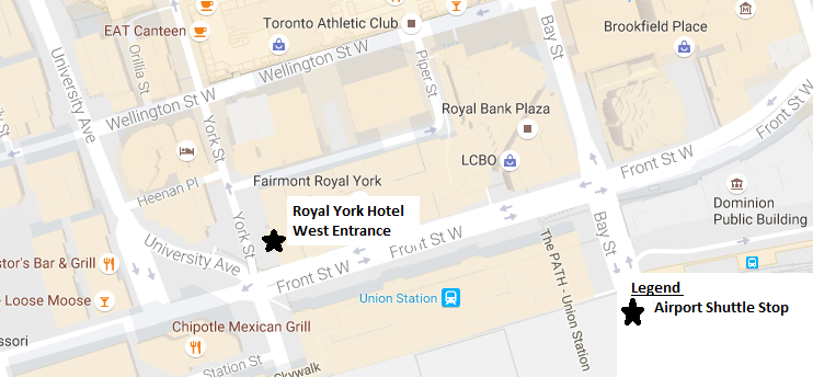 Hotels Near Billy Bishop Airport With Parking