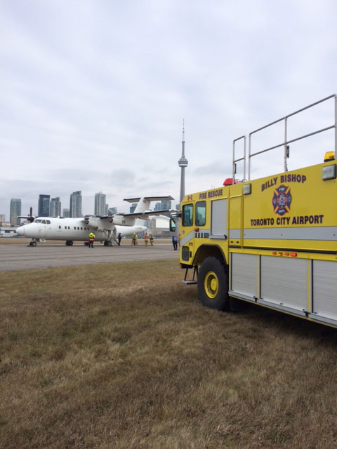 Emergency Preparedness | PortsToronto