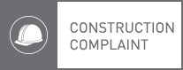 Register a Construction Complaint