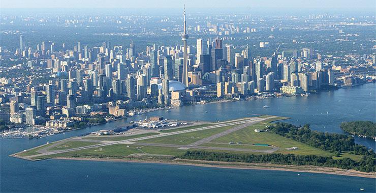 Logan To Toronto Island