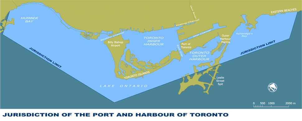 About us portstoronto for Canadian fishing license bc